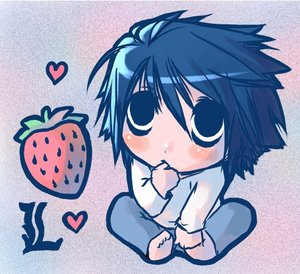 """I don't know what """"chibi"""" actually means, but this sure encompasses it, whatever it is. Also? Awwww again!"""