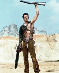 By the way, Bruce Campbell is a god.