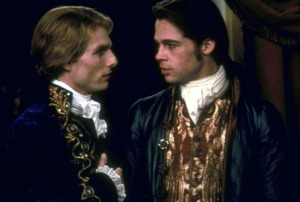Gaaaaaah! It's Tom Cruise and Brad Pitt! Gaaaaah!