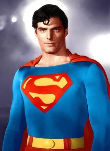 I can't even make a joke here, I miss Christopher Reeve so much. *Sniff*