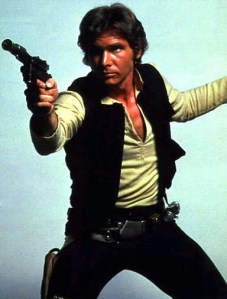Han shot first! Han shot first!