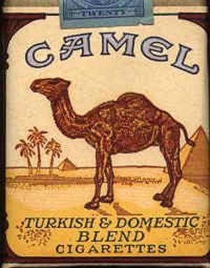 Joe Camel vs. The Marlboro Man | Hollywood Hates Me | 300 x 383 jpeg 20kB
