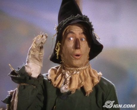 Scarecrow face wizard of oz - photo#3