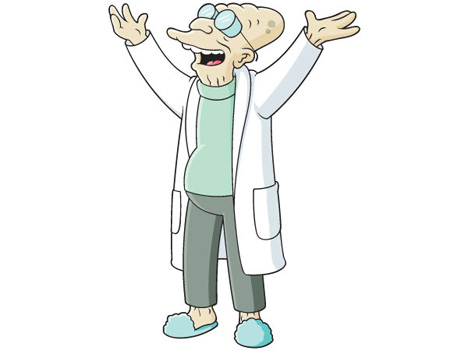 Prof Farnsworth Hollywood Hates Me