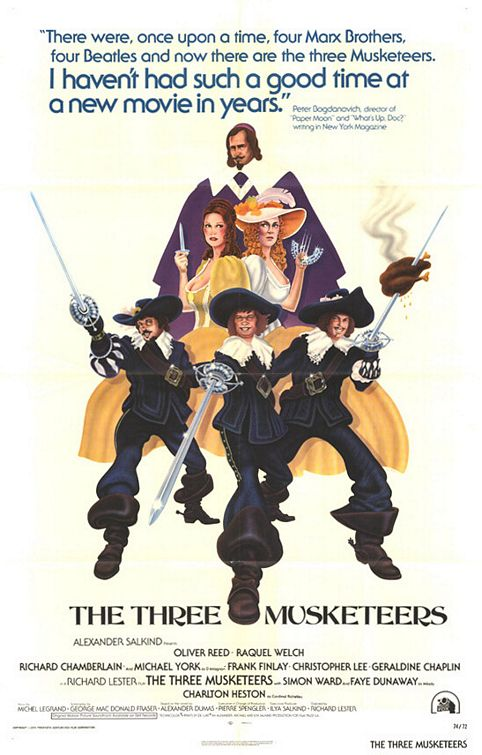 the three musketeers play pdf