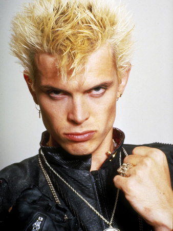 billy idol white wedding перевод