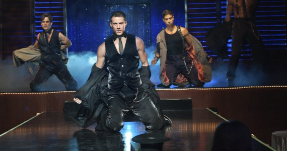 Channing Tatum Magic Mike June | 2012 | Hollywoo...