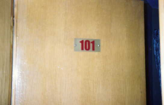 room 101 essay 1984 super