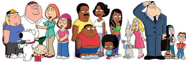 Cleveland Family Guy Toys : Bob s burgers a show that exists and is really funny