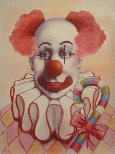"For instance: clown paintings. Who wakes up and says: ""I shall curate a museum that exclusively sells clown paintings""?"