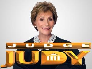 Unless Judge Judy is a sport?