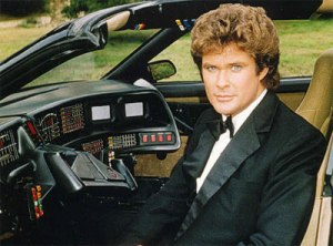 Sometimes he'd drive around in a tux, because he was THAT COOL.