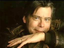 Stephen King: Shown here smiling because he just thought of another horrible way to have monsters get you.