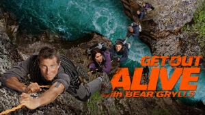 I have to assume Bear Grylls is a pseudonym.