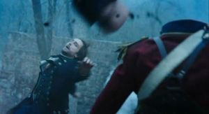 Also, how can you make a beheading BORING, Sleepy Hollow?
