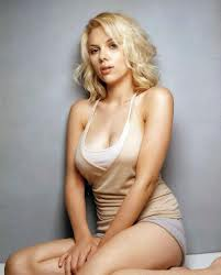 Scarlett Johansson: A person who is totally never objectified to satisfy our personal lusts.