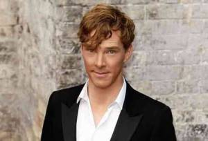 But before we get into that, let's all enjoy this photo of Benedict Cumberbatch!