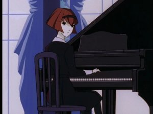 You are so cute, pianist R. Dorothy Wayneright!