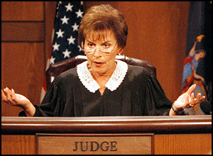 They'll be replaced by 24-hour marathons of Judge Judy.