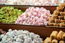 Turkish Delight is a candy, according to the Internet, but it's probably also a sex act.