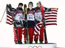 Thank you, gentlemen, for wearing clothes that fit, and also being awesome skiers.