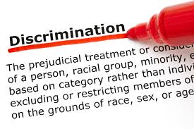 """""""I've never been discriminated against, so I didn't realize that it happened to people who aren't like me."""""""