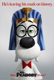 ... Or owns him? Is Mr. Peabody Sherman's owner?
