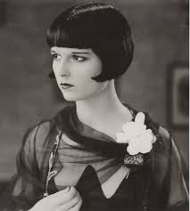 "For years, I wanted my hair to do the Louise Brooks thing, and finally someone pointed out to me: ""Eh, your hair's a bit curly for that, right?"""