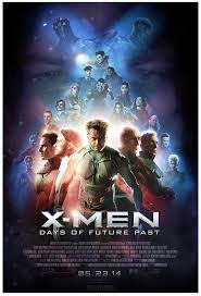 """Ha, and they're standing in the shape of an X because people who design movie posters are all like: """"Subtlety? I eat subtlety for breakfast."""""""