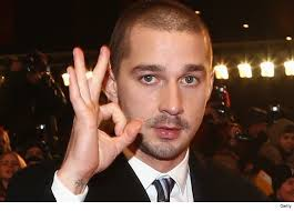 """""""The best thing I can say about the new Transformers movie is that they finally got rid of that plagiarizing piece of bad actor Shia LaBeouf."""" -- Shia LaBeouf"""