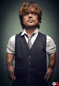 Besides, ladies appreciate a well-dressed man like Mssr. Dinklage here.