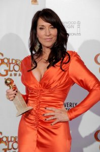 ... You know what? Katey Sagal, you just do whatever you want, you're so awesome.