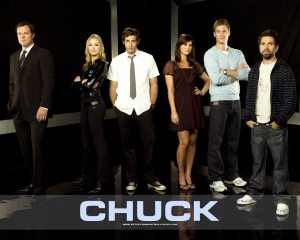 God bless it, Chuck, you were SO GOOD for three seasons.