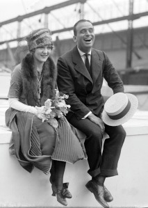They were such a famous couple, they were probably called Dairy or Mug, or some other stupid portmanteau.