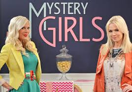 Someone once told me I look like Tori Spelling. Which I do not. At all.