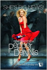 Oh, and it looks like Rebecca Romijn is still getting paychecks too! That's nice.