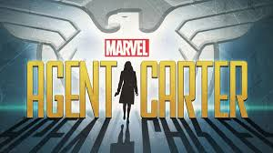 Agent Carter! A show you should watch, if you feel like it!