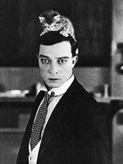 buster keaton my wife's relations