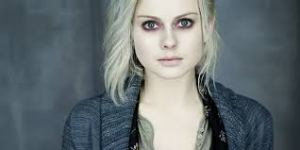 Also, Rose McIver is way prettier in the pasty makeup than anyone has a right to be.