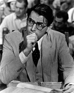 Like Atticus Finch!