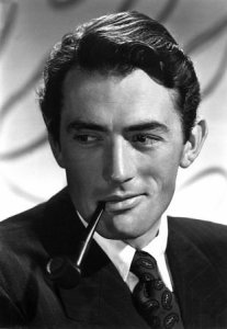 What's that? You say you have, because you've been reading this blog post? Well, here's another picture of Gregory Peck, anyway.