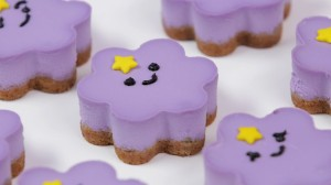 These cheesecakes are adorable, though.