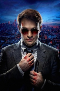 Up until doing an image search, I forgot Netflix's Daredevil existed.
