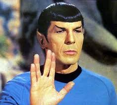 Now I feel bad because I miss Leonard Nimoy.
