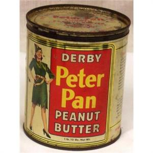 "... other than ""a grownup lady who loves her peanut butter,"" that is."