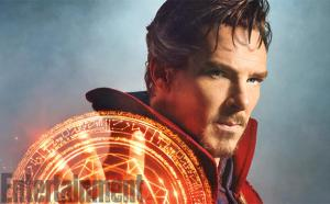 At least he looks more like a Dr. Strange than he does a KHHHAAAAAAANNNN!