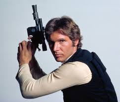 "When I say ""I love you"" to photos of Han Solo, I like to whisper back to myself: ""I know."""