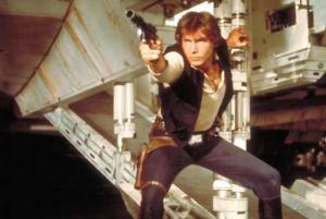 """'Just' a laser gun? Really?"""