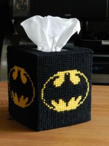 Of course, now that I've pissed her off, I probably won't get the kleenex box cover of my dreams.