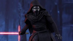 Stupid Kylo Ren. Just so stupid. Hate you.